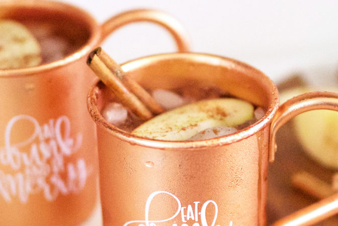 CFL Apple Cider Moscow Mule