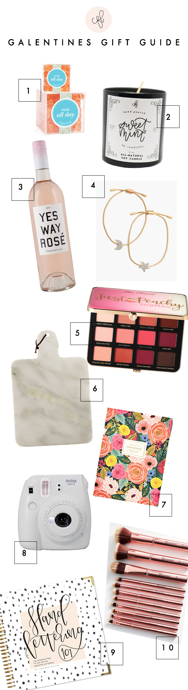 Galentines Gift Guide